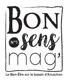Bon Sens Mag - Logo