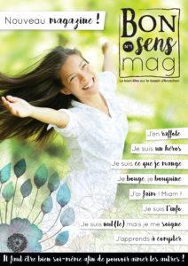 Bon Sens Mag - Couverture Numéro 1