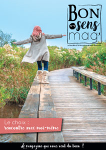 Bon Sens Mag' / Couverture numéro 9