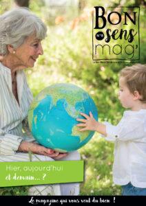 Bon Sens Mag' / Couverture numéro 8