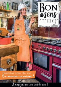 Bon Sens Mag' / Couverture numéro 10