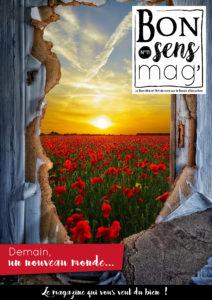 Bon Sens Mag' / Couverture numéro 11